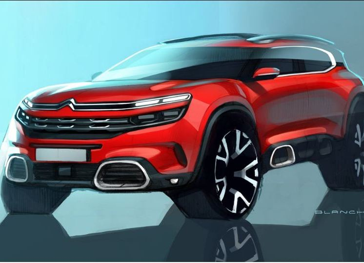 2018 citro n c5 aircross new suv release date new suv price. Black Bedroom Furniture Sets. Home Design Ideas