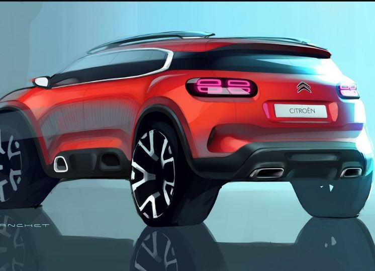 2018 Citroën C5 Aircross Release Date and Prices