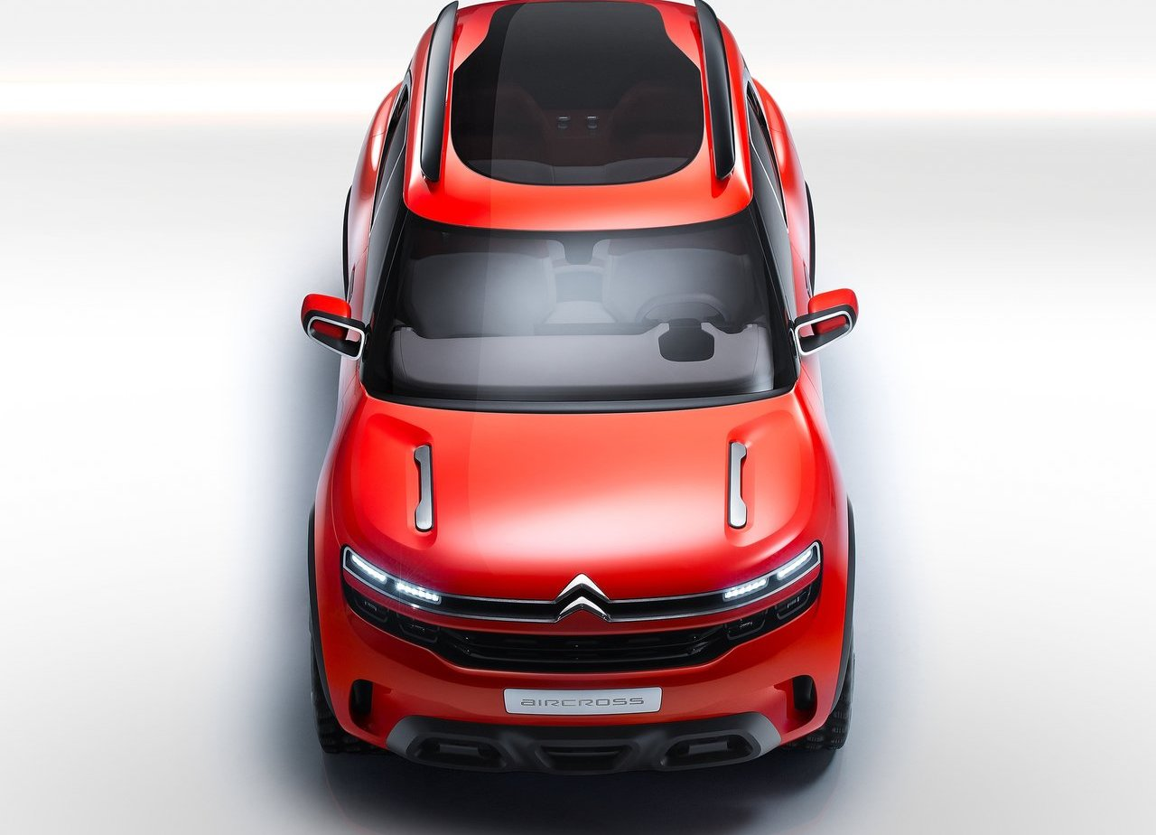 2018 Citroën C5 Aircross Wallpapers
