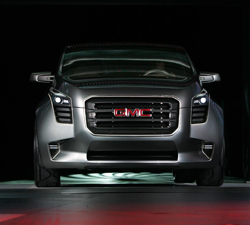 2018 GMC Granite Redesign and Changes