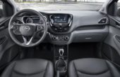 2018 Opel Karl Rock Interior Photos