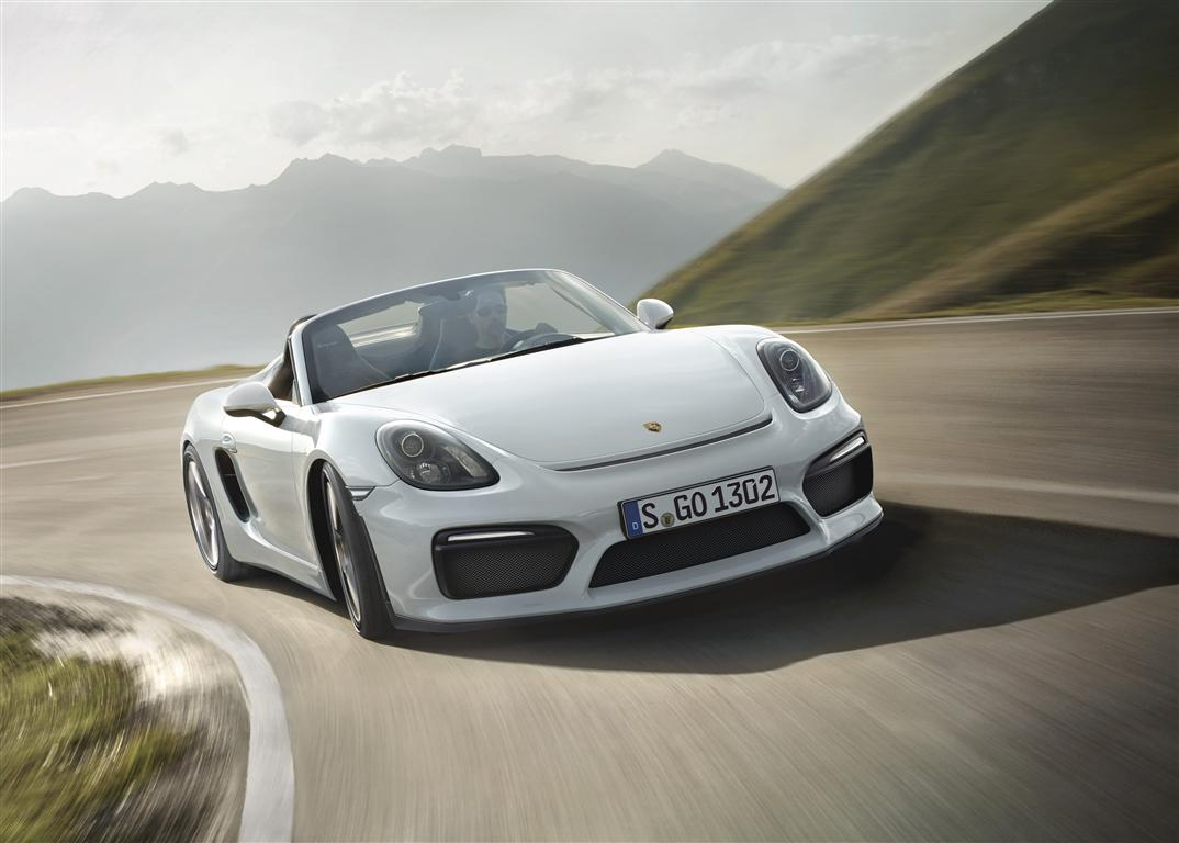 2018 Porsche 718 Boxster Wallpaper HD 4K
