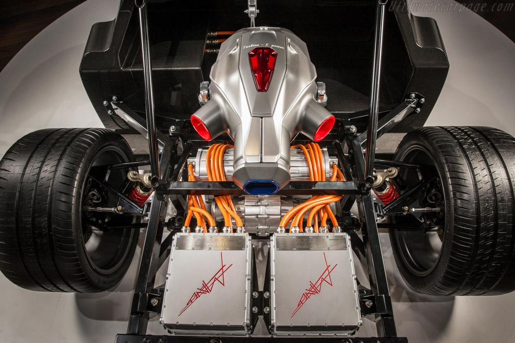 2018 Techrules GT96 1000 Horsepower Engine