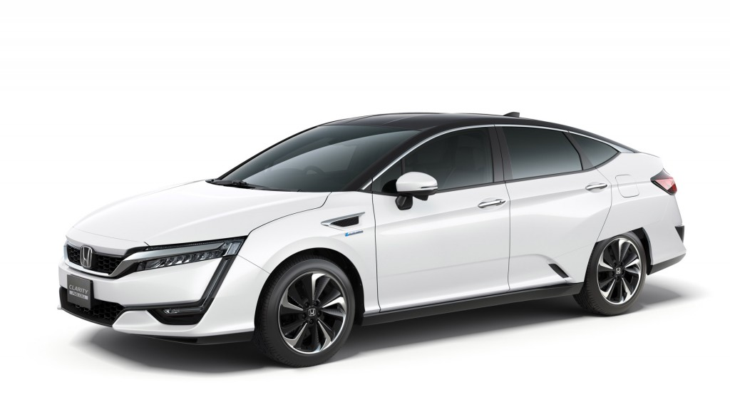 2018 Honda Clarity Electric Review and Price
