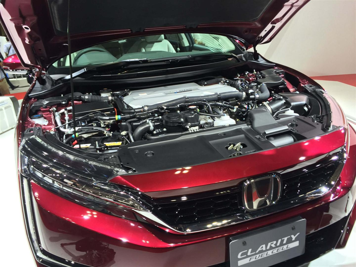 2018 Honda Clarity Fuel Cell Price