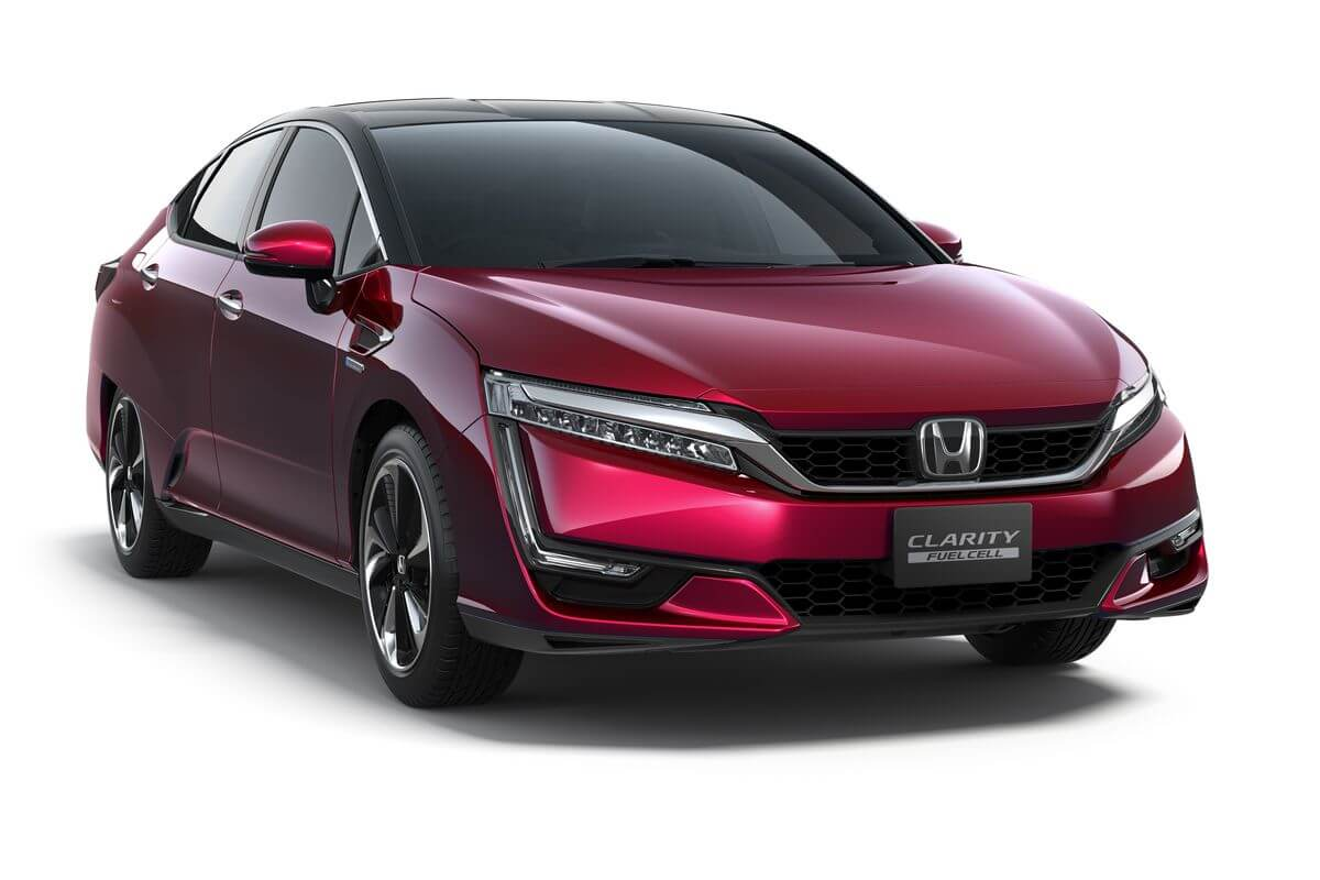 2018 Honda Clarity Price