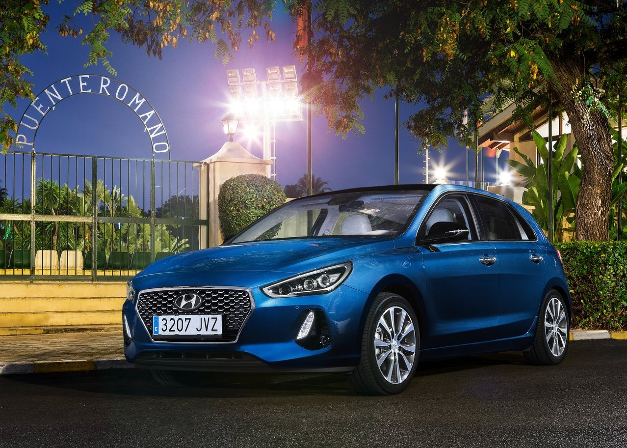 2018 Hyundai Upcoming Cars i30