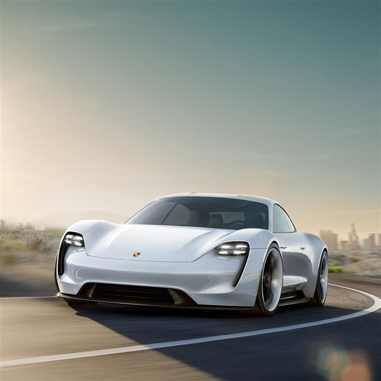 2019 Porsche Mission E Performances