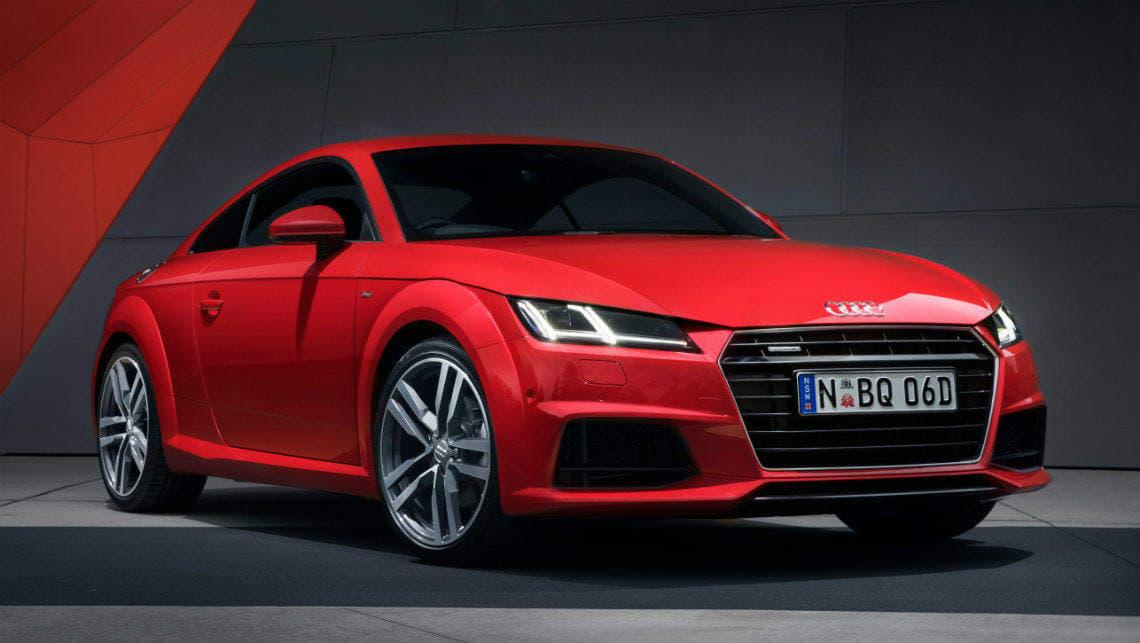 Audi TT Coupe 2018 New Style