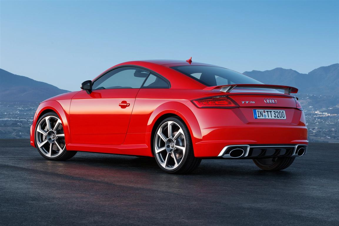 Audi TT Coupe 2018 Relase Date and Prices