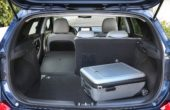 Hyundai i30 Wagon Review - Trunk Capacity