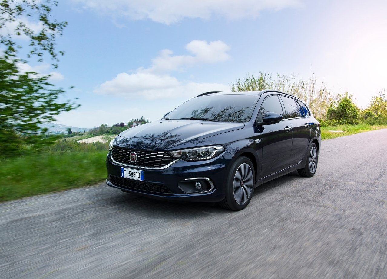 2018 Fiat Tipo Station Wagon Price in USA