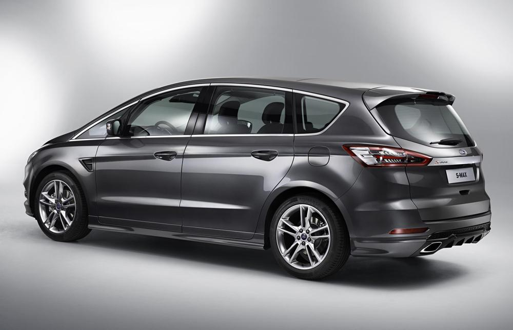 2018 Ford S-Max Dimension