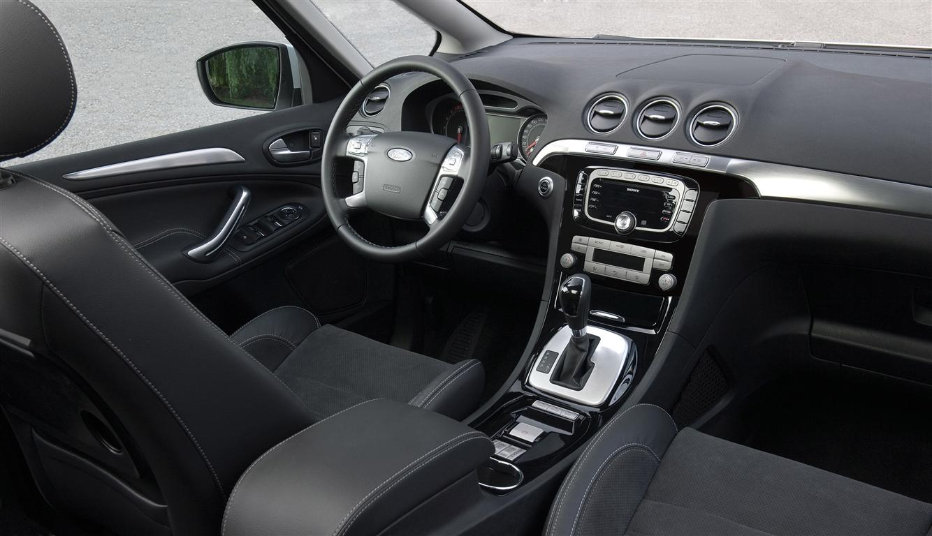 2018 Ford S Max Interior Pictures