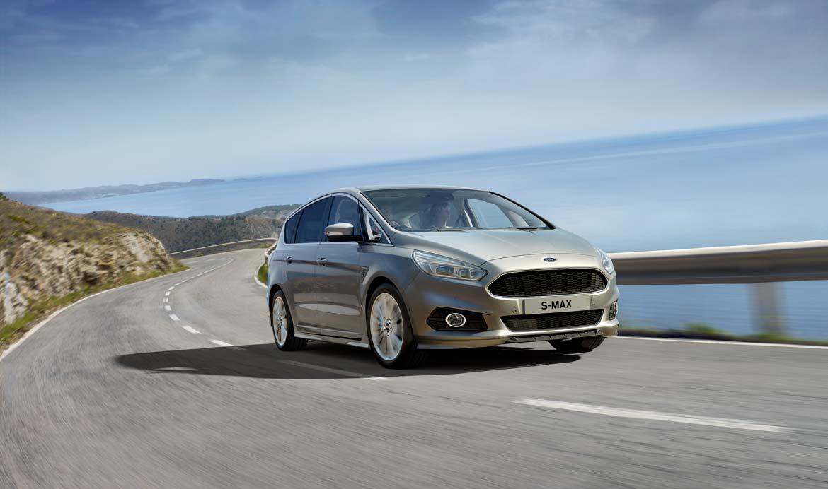 2018 Ford S-Max Pros and Cons