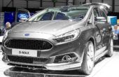 2018 Ford S-Max Release Date and Price
