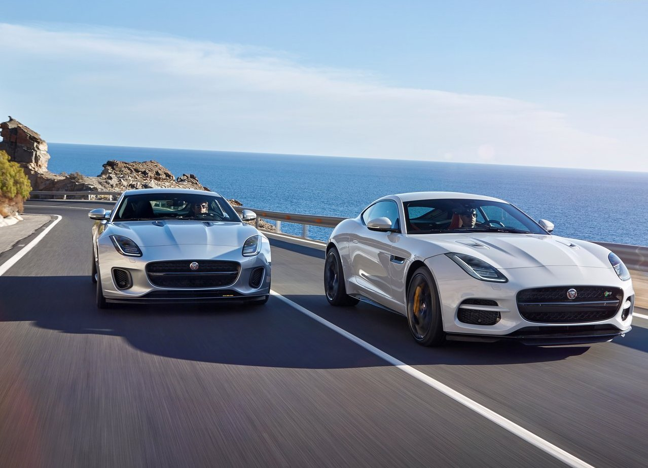 2018 Jaguar F-Type 0-60 MPh