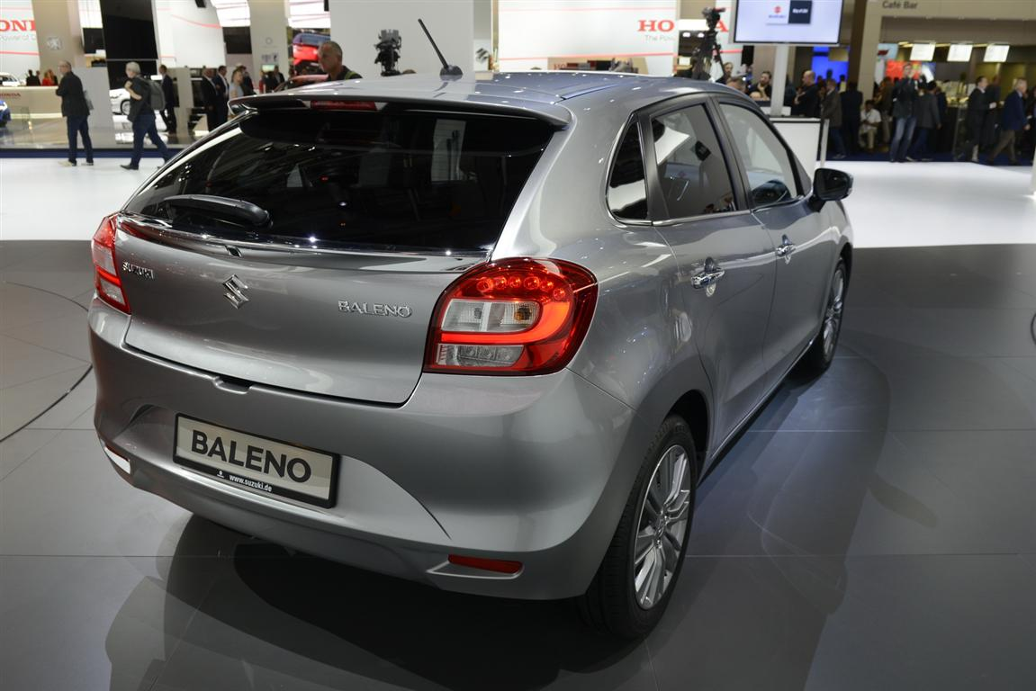 2018 Suzuki Baleno Release Date and Prices