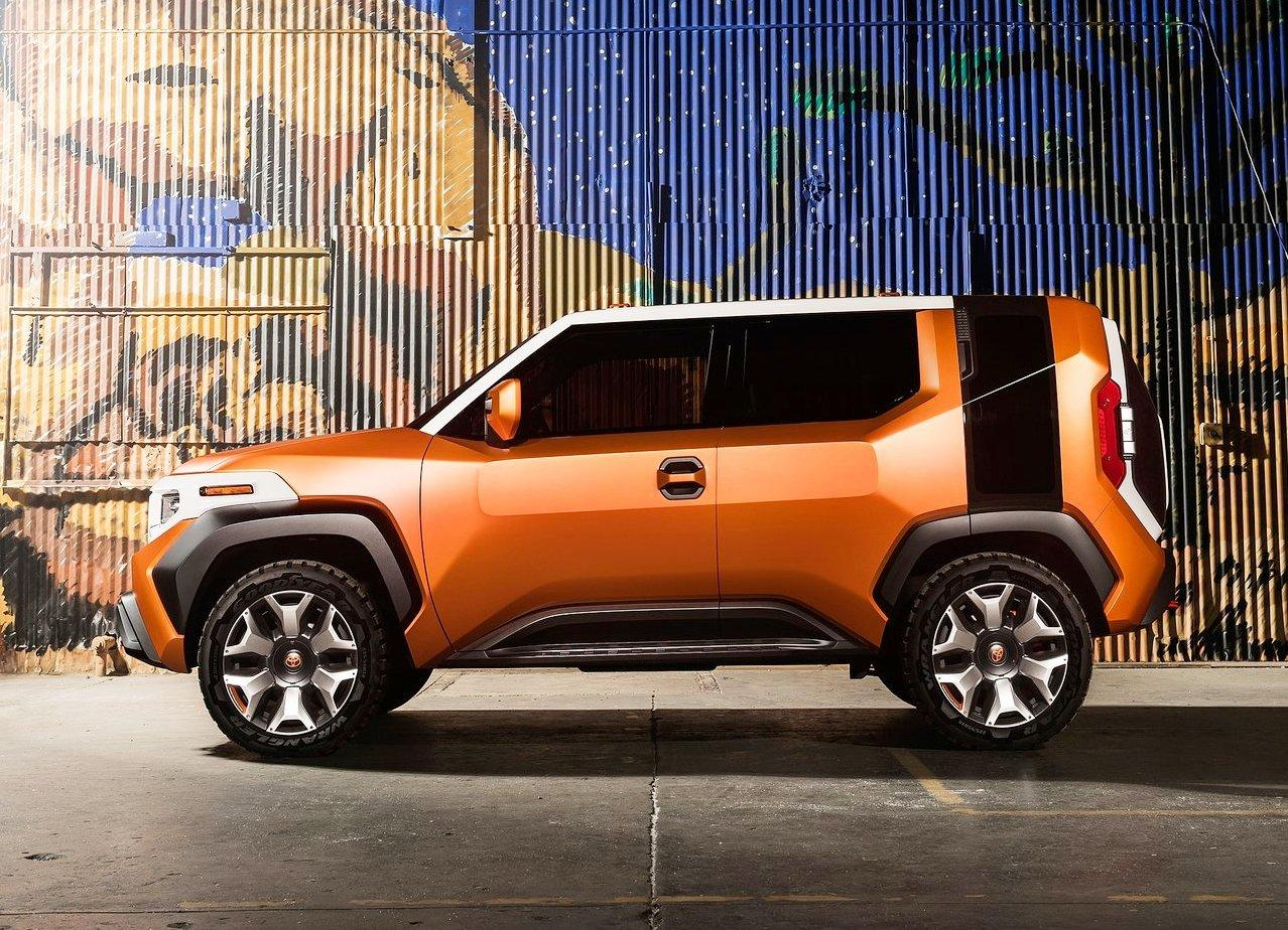 2018 toyota ft. brilliant 2018 2018 toyota ft4 x concept dimensions throughout toyota ft
