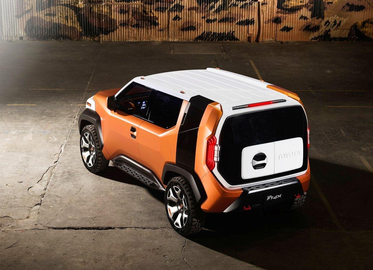 2018 toyota off road. exellent 2018 2018 toyota ft4 x concept horsepower to toyota off road 8