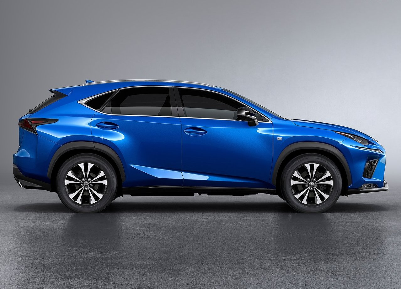 2019 2018 lexus nx f sport dimensions new suv price. Black Bedroom Furniture Sets. Home Design Ideas