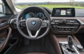 2019 BMW 530e iPerformance Interior Features