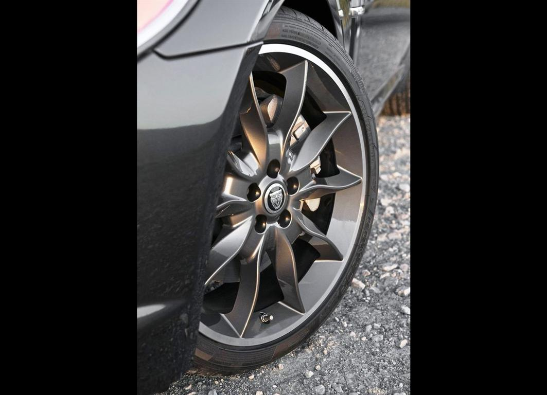 2019 Jaguar XF Black Jack Wheel Photo Wallaper Android