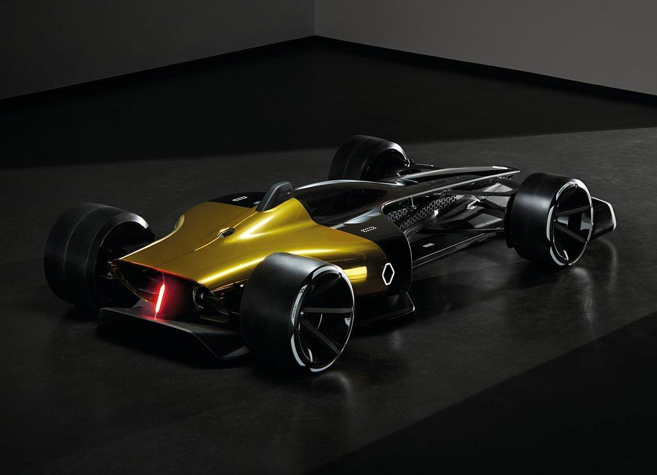 Renault RS 2027 Vision Concept Engine Specs