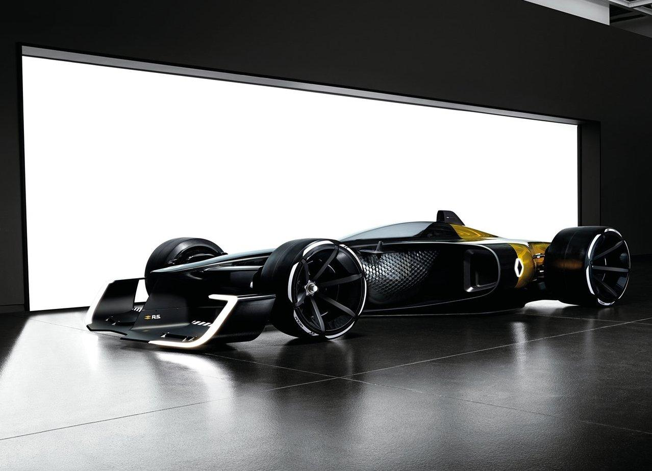 Renault RS 2027 Vision Concept Top speed
