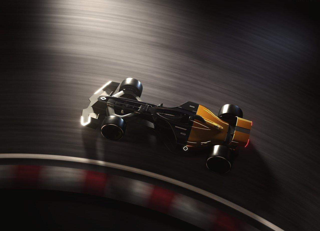 Renault RS 2027 Vision Concept Wallpaper Iphone