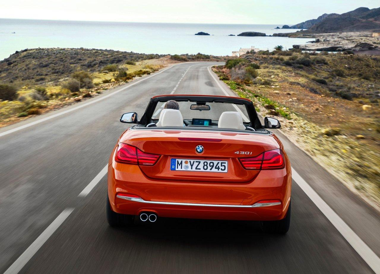 2018 BMW 430i Cabrio MSRP and Launch Day