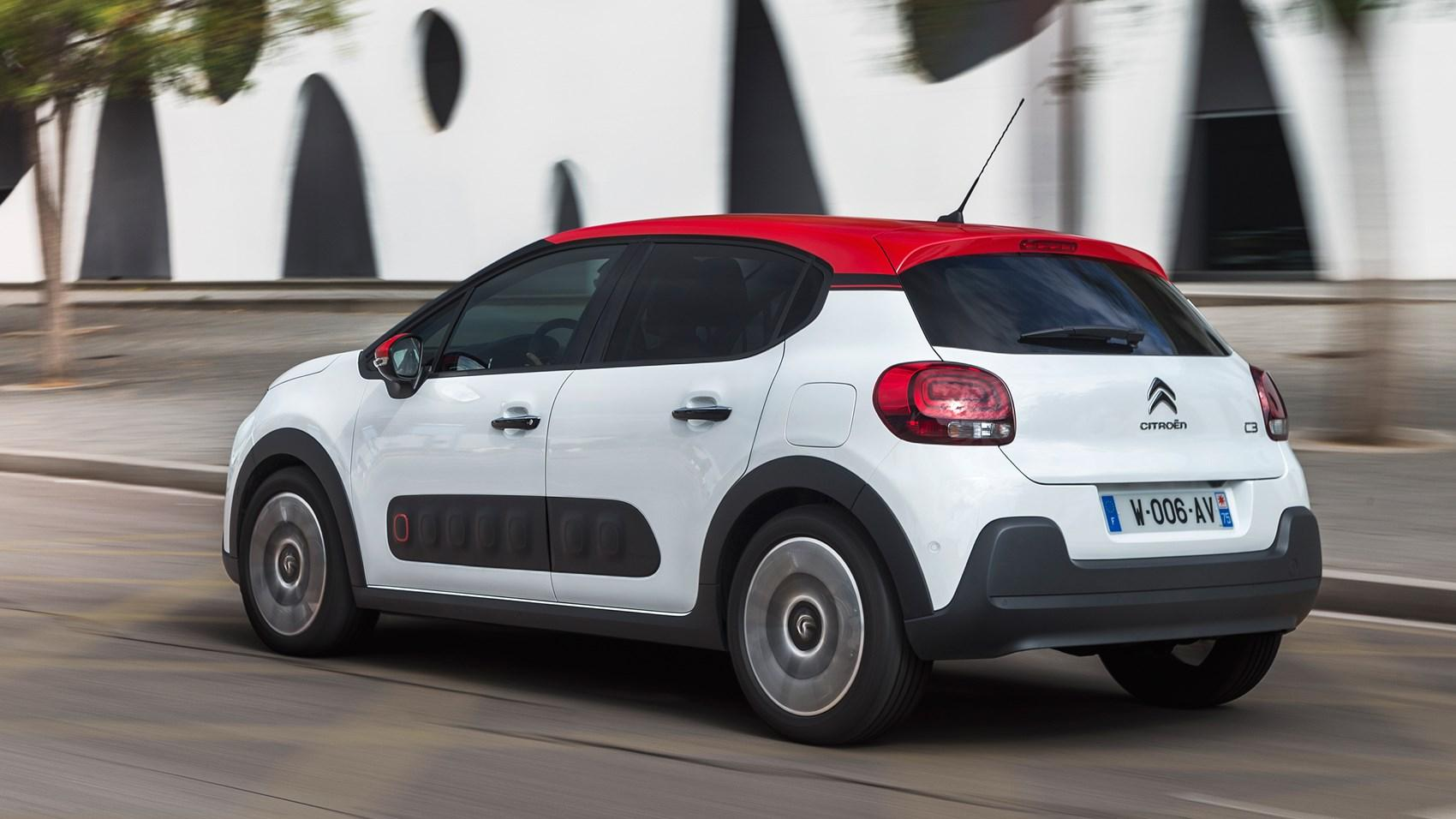 2018 Citroen C3 Puretech MPG and Engine Performance