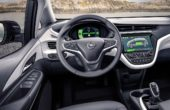2018 Opel Ampera-e Interior Smart Features