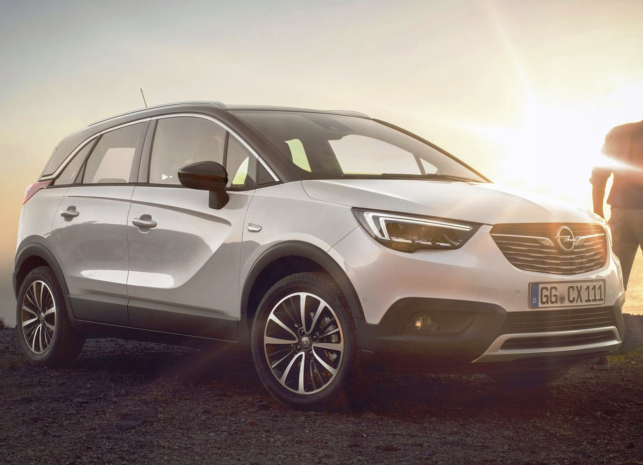 2018 opel crossland x dimensions new suv price. Black Bedroom Furniture Sets. Home Design Ideas