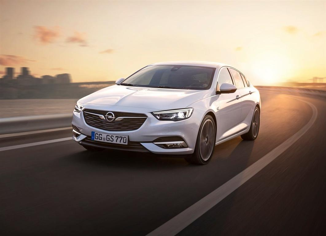 2018 Opel Insignia Grand Sport Price