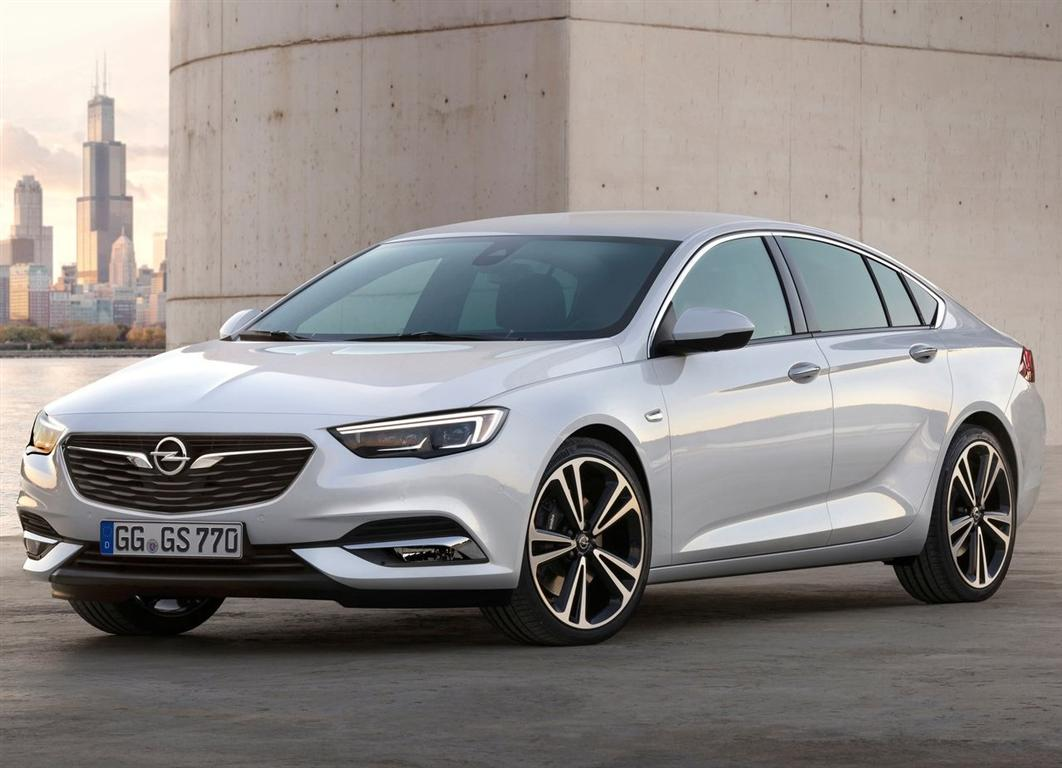 2018 Opel Insignia Grand Sport Release Date and Prices