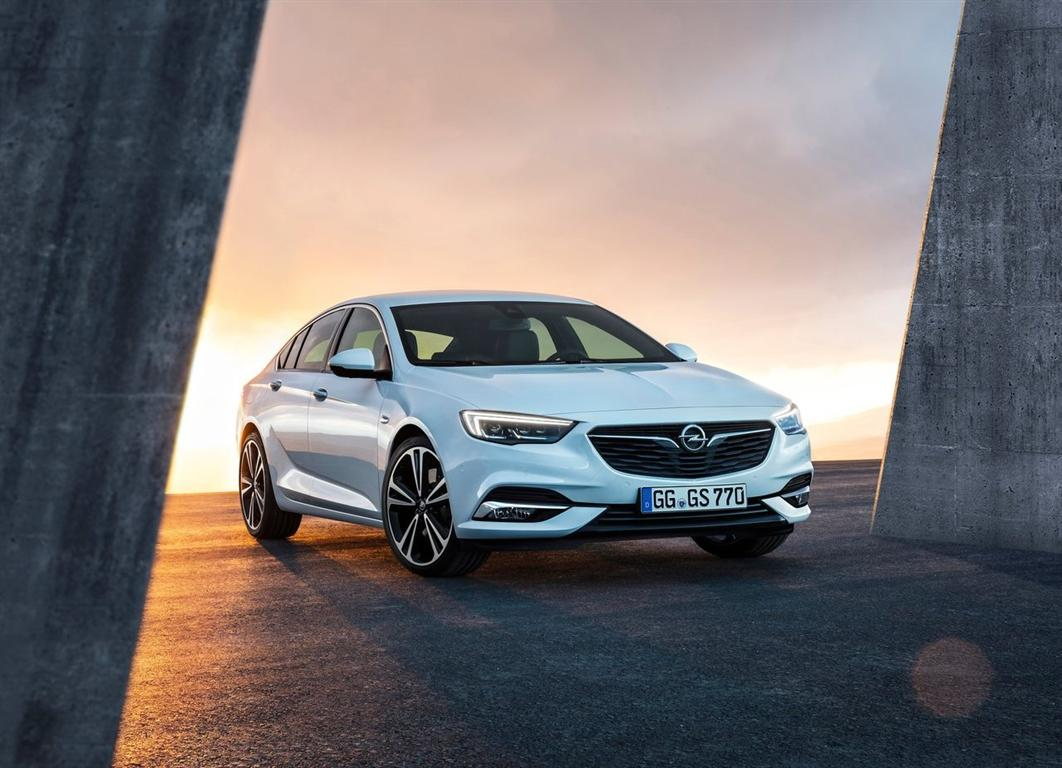 2018 Opel Insignia Grand Sport Wagon Reviews
