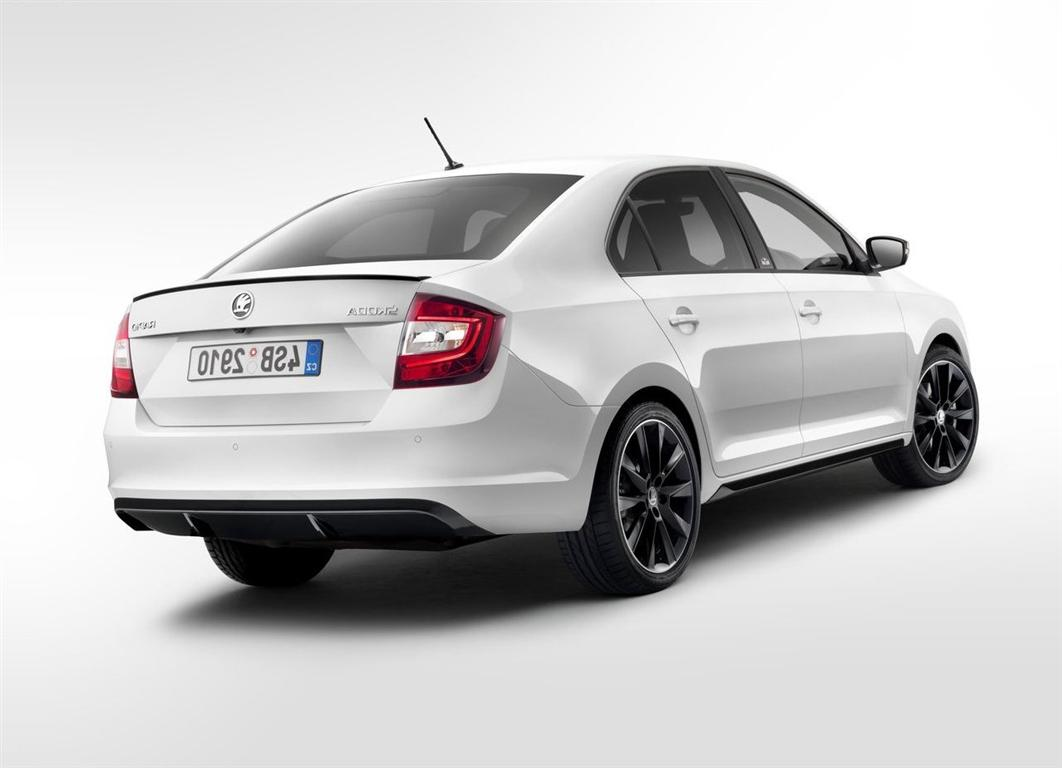 2018 Skoda Rapid Spaceback Changes