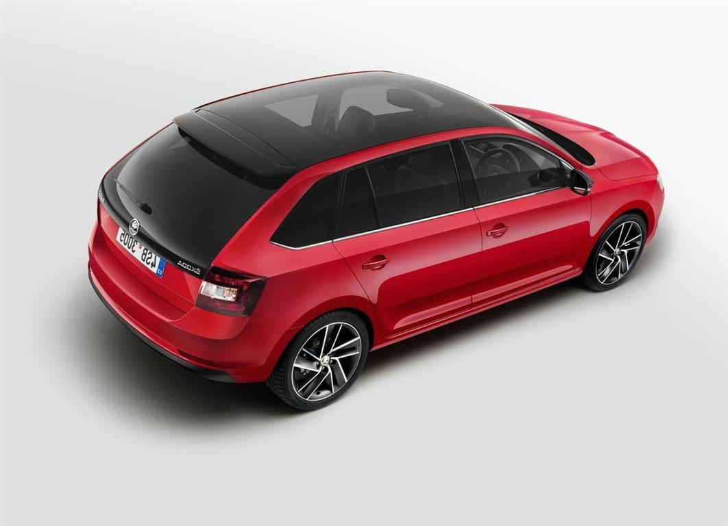 2018 Skoda Rapid Spaceback Dimensions
