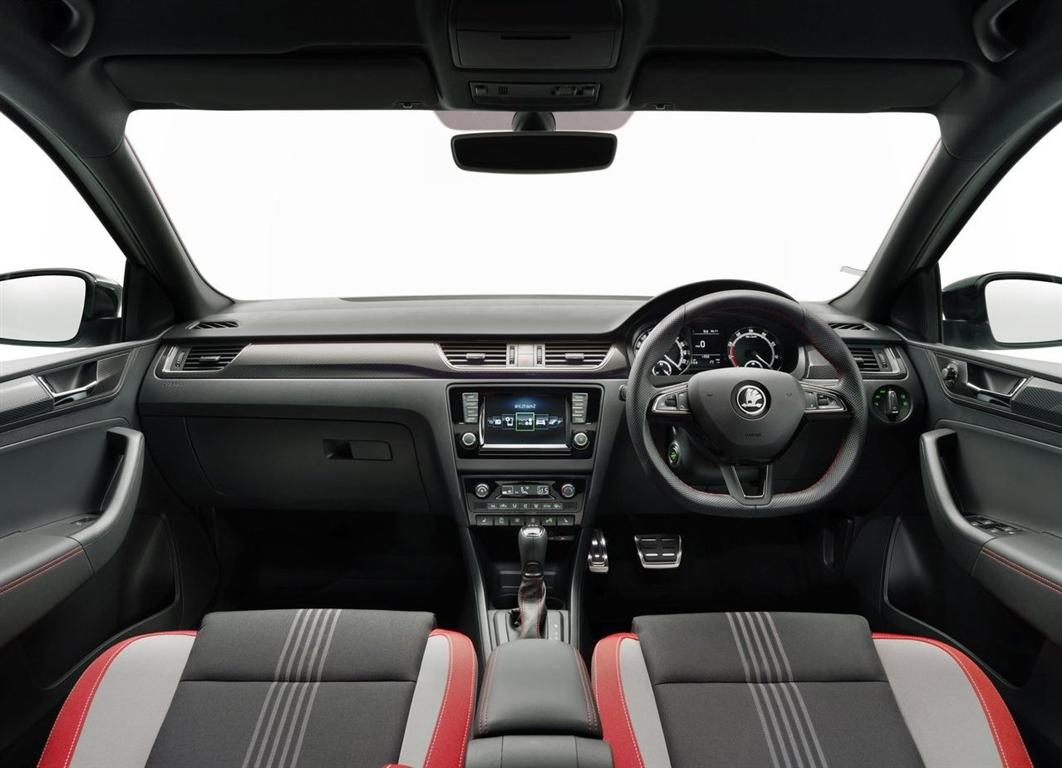 2018 Skoda Rapid Spaceback Interior Infotaiment
