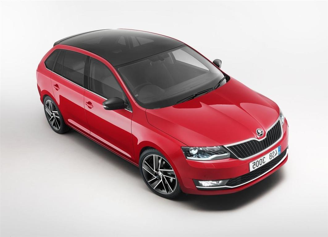 2018 Skoda Rapid Spaceback Redesign and Improvement