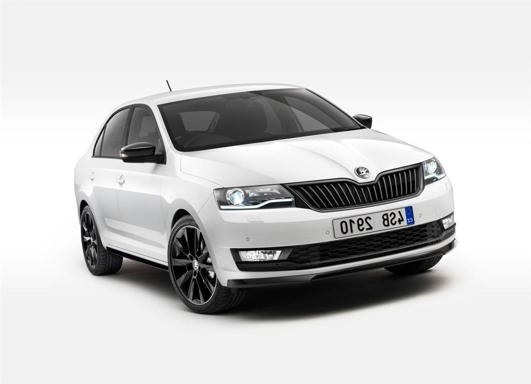 2018 Skoda Rapid Spaceback Restyling