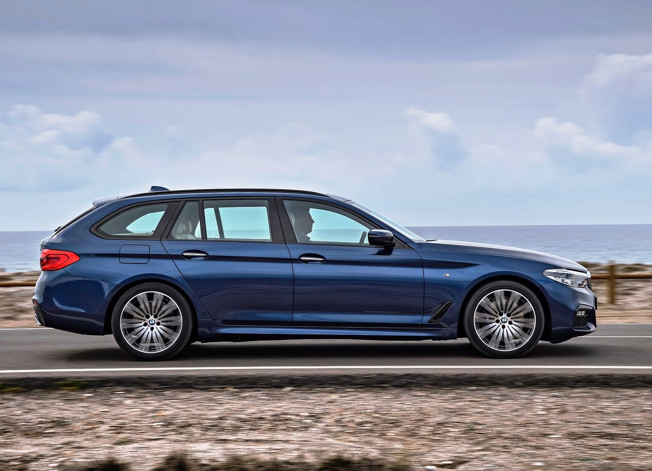 2019 BMW 5 Series Touring Release Date and Prices