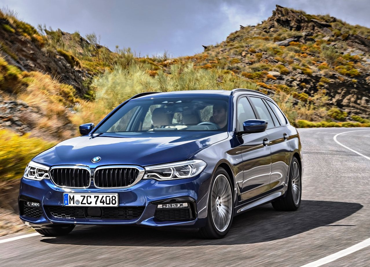 2019 BMW 5 Series Touring Specs