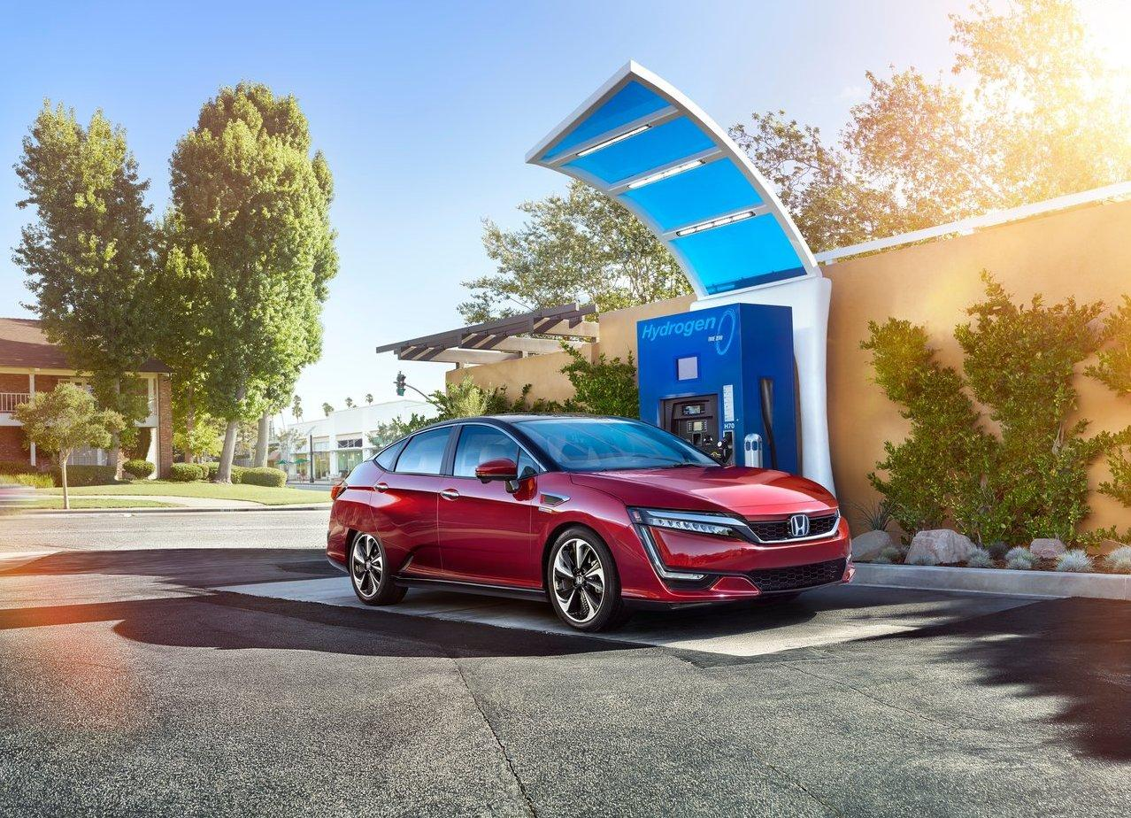 2019 Honda Clarity Fuel cell Fuel Economy