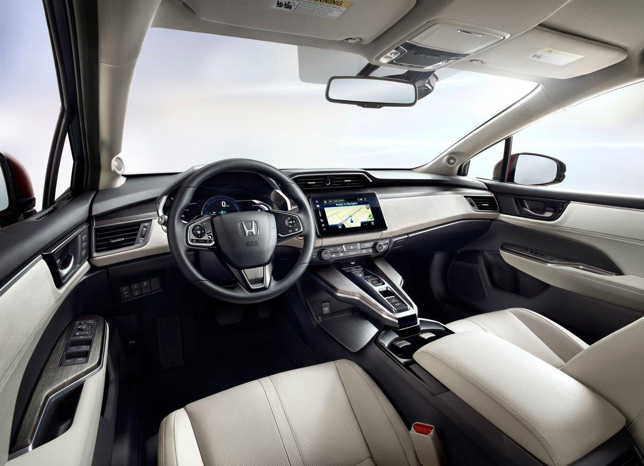 2019 Honda Clarity Fuel cell Interior Features