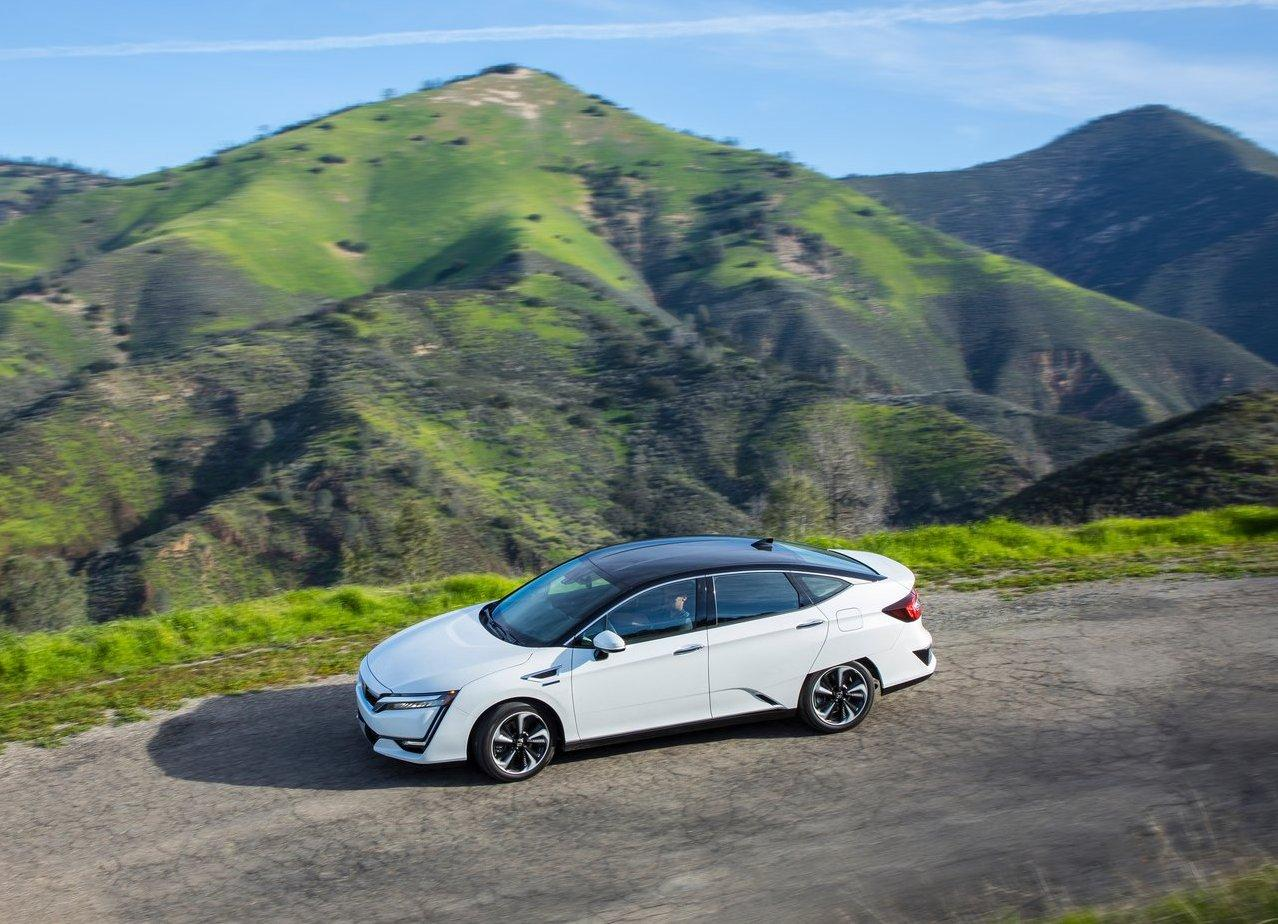 2019 Honda Clarity Fuel cell MSRP