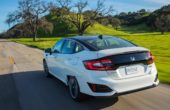 2019 Honda Clarity Fuel cell Redesign and Improvement