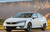 2019 Honda Clarity Fuel cell Release Date and Prices