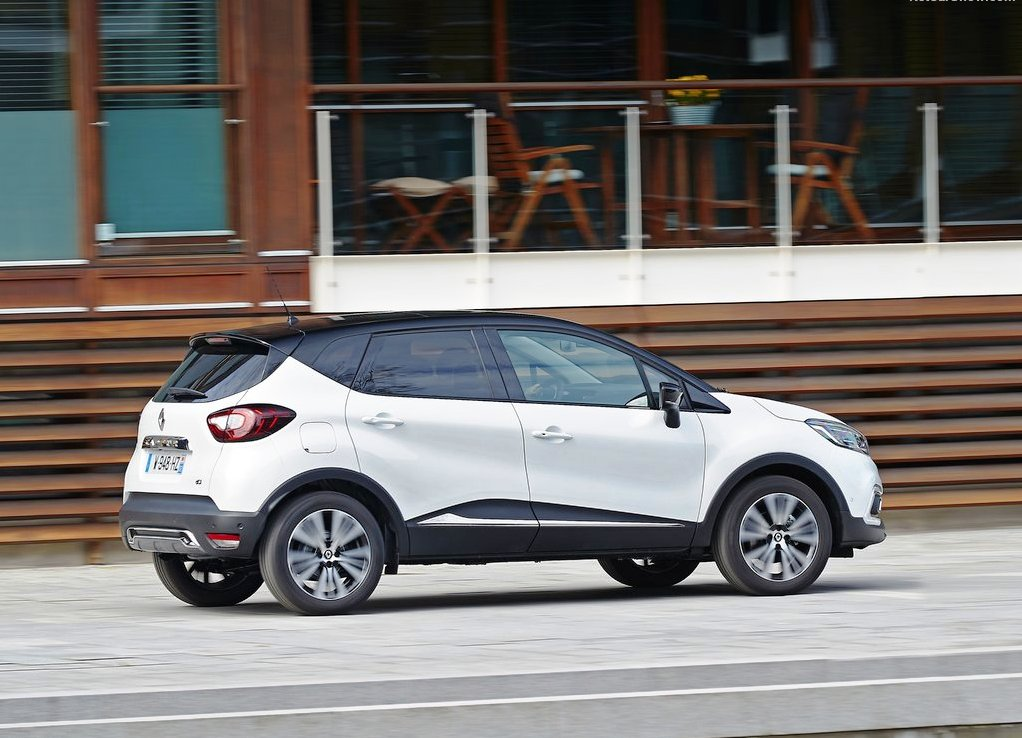 2019 renault captur release date and prices new suv price. Black Bedroom Furniture Sets. Home Design Ideas
